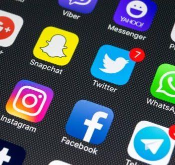 réseaux sociaux confinement
